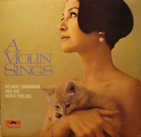 A Violin Sings