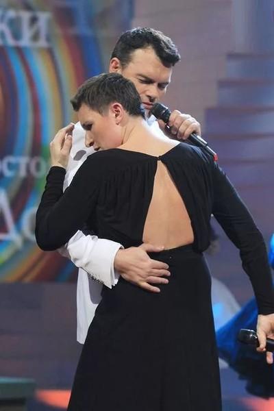 Две Звезды. Диана Арбенина и Евгений Дятлов