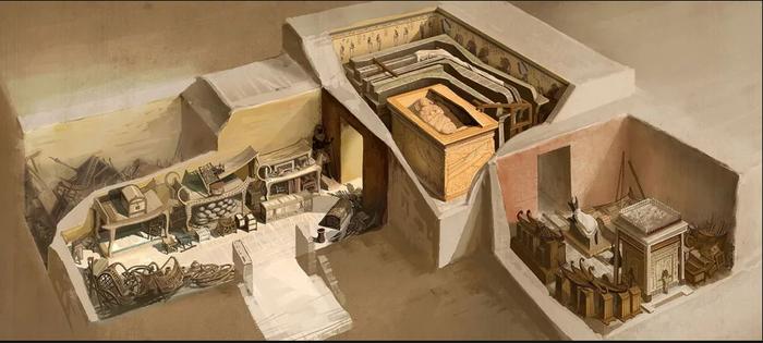 Детектив по-древнеегипетски Лига историков, Геродот, Древний Египет, история о воришке, длиннопост
